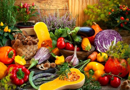 Assorted Vegetables Jigsaw Puzzle