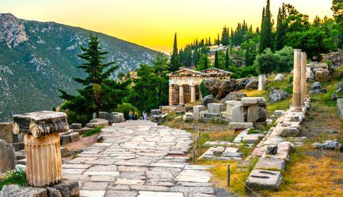 Athenian Treasury Jigsaw Puzzle