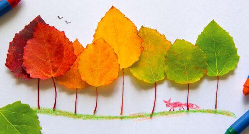 Autumn Fox Jigsaw Puzzle