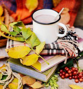Autumn Tea Jigsaw Puzzle