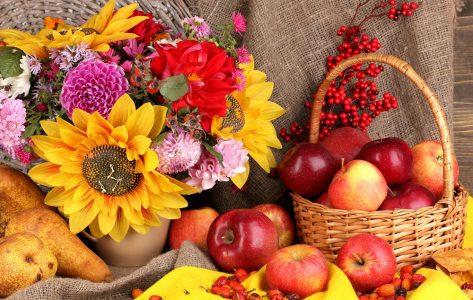 Autumn's Harvest Jigsaw Puzzle