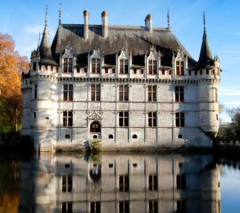 Azay-le-Rideau Castle Jigsaw Puzzle