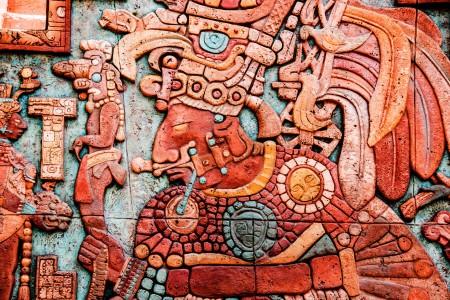 Aztec Design Jigsaw Puzzle