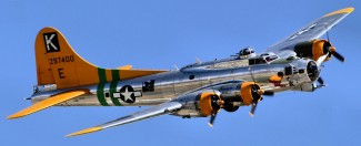 B17 Flying Fortress Jigsaw Puzzle
