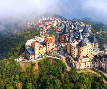 Ba Na Hills Jigsaw Puzzle