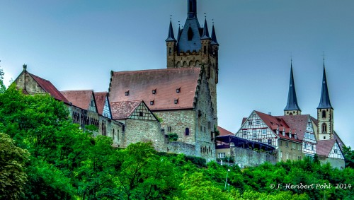 Bad Wimpfen Palace Jigsaw Puzzle
