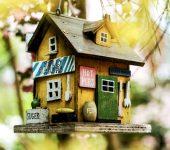 Bakery Birdhouse