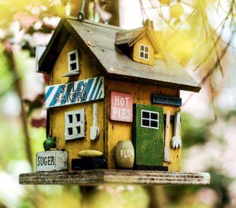 Bakery Birdhouse Jigsaw Puzzle