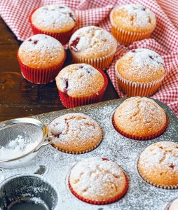 Baking Muffins Jigsaw Puzzle