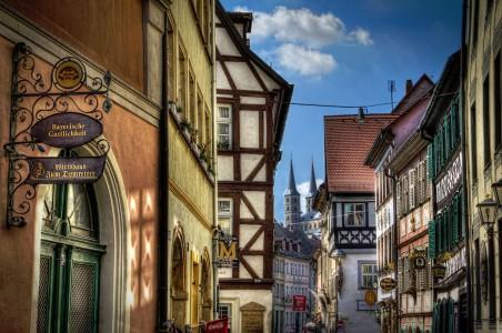 Bamberg Jigsaw Puzzle