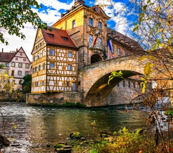 Bamberg Town Hall Jigsaw Puzzle