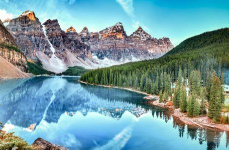 Banff Park Jigsaw Puzzle