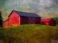 Barn on a Knoll