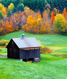 Barn on the Hill Jigsaw Puzzle