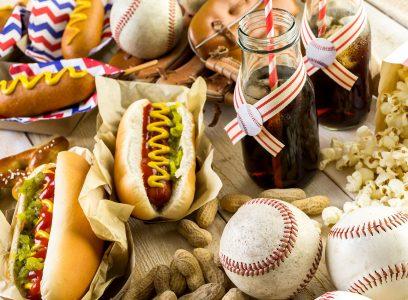 Baseball Fare Jigsaw Puzzle