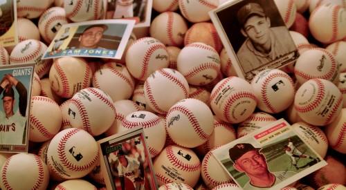 Baseballs Jigsaw Puzzle