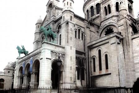 Basilica of the Sacred Heart Jigsaw Puzzle