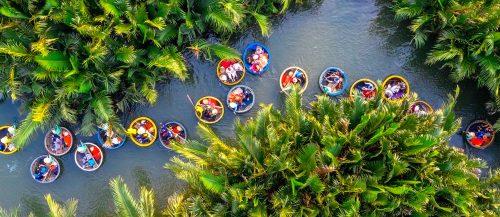 Basket Boats Jigsaw Puzzle