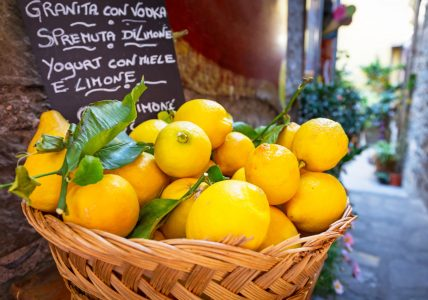 Basket of Lemons Jigsaw Puzzle