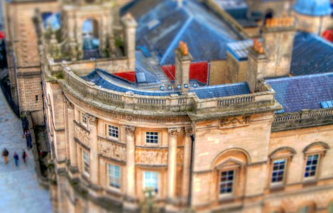 Bath Buildings Jigsaw Puzzle
