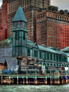 Battery Park NYC Jigsaw Puzzle