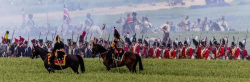Battle of Waterloo Jigsaw Puzzle