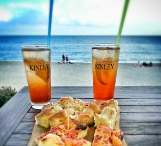 Beach Appetizers Jigsaw Puzzle