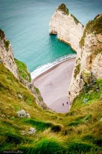 Beach Cliffs Jigsaw Puzzle