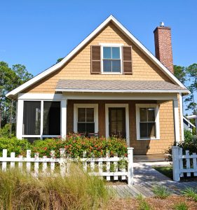 Beach Cottage Jigsaw Puzzle