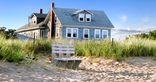 Beach House Jigsaw Puzzle