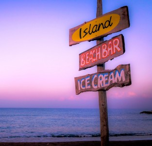 Beach Ice Cream Jigsaw Puzzle