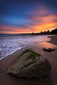 Beach Rock Jigsaw Puzzle