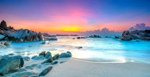 Beach Sunrise Jigsaw Puzzle