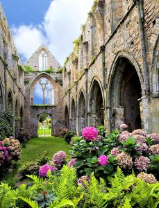 Beauport Abbey Jigsaw Puzzle