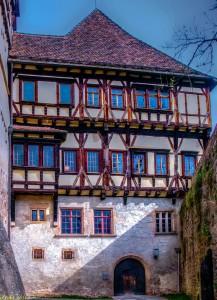 Bebenhausen Castle Jigsaw Puzzle