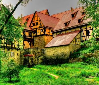 Bebenhausen Monastery Jigsaw Puzzle