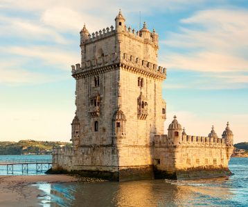 Belem Tower Jigsaw Puzzle