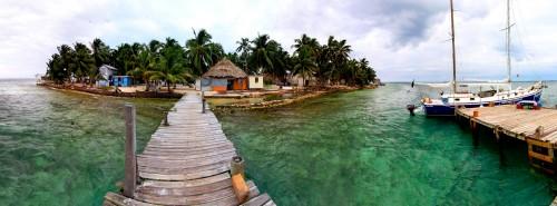 Belize Island Jigsaw Puzzle