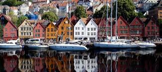 Bergen Reflection