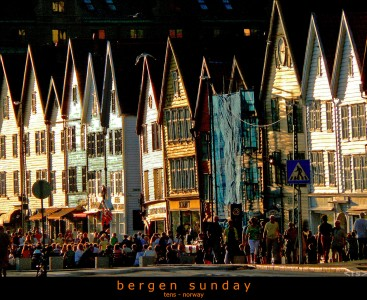 Bergen Sunday Jigsaw Puzzle
