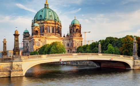 Berlin Cathedral Jigsaw Puzzle