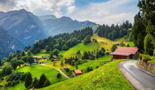 Bernese Oberland Jigsaw Puzzle