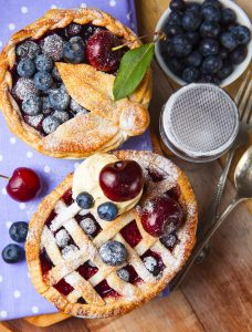 Berry Pies Jigsaw Puzzle