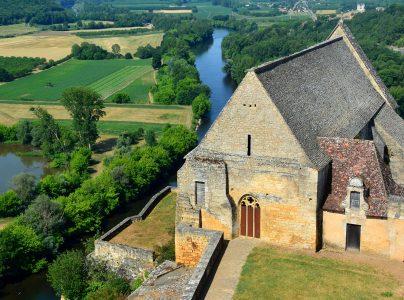 Beynac Castle Chapel Jigsaw Puzzle