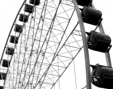 Big Ferris Wheel Jigsaw Puzzle