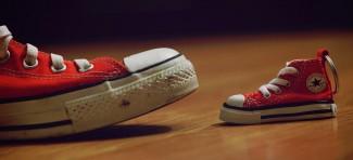 Big Shoe Little Shoe
