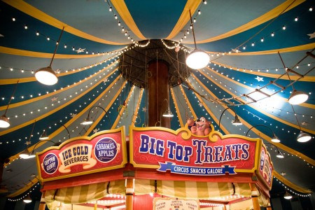 Big Top Treats Jigsaw Puzzle