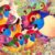 Bird Family Watercolor Jigsaw Puzzle