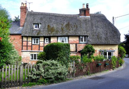 Bishop's Cannings House Jigsaw Puzzle