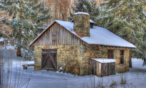 Blacksmith Shop Jigsaw Puzzle